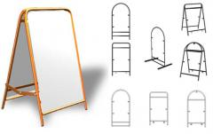 Изготовление конструкций (указатели, ...