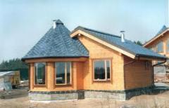 Repair of country houses