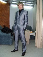 Пошив мужских костюмов классических,свадебных,вечерних.