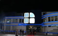Lighting of TV of studios