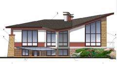 Проектирование домов. Проектирование Vila Emila.