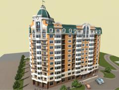 Proiectarea complexelor de locuințe