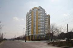 Sale of new buildings