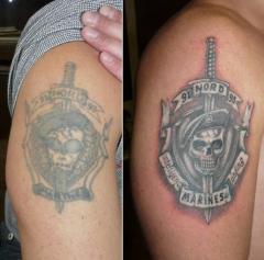 Corectarea tatuajelor