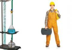 Measurements of electric equipmen