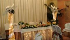 Помещения для фуршетов и свадеб