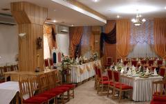Услуги ресторана- Restaurantul DIVA Banquet House