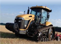 Selection of import agricultural machinery, spare