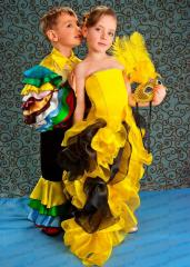 Hire and tailoring of carnival costumes for