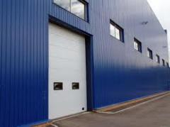 Projects of industrial construction