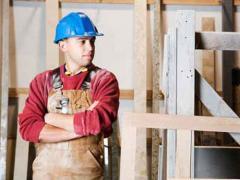 Repair construction works