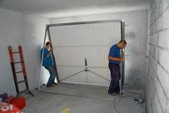 Installation of gate sliding from Cvantid SRL