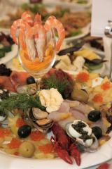 Bucatarie iscusita la restaurantul DIVA Banquet