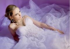 Having sewed to order wedding dresses