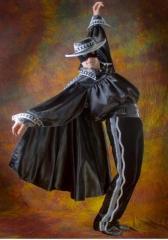 Carnival costume in Chisina