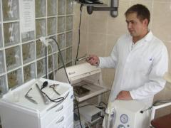 Diagnostics and treatment of hemorrhoids