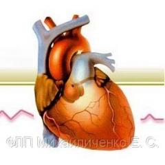 Consultation of the cardiologis