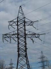 Cтроительство линий электропередач (ЛЭП)