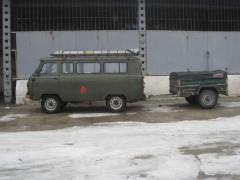 Automobile transportation of loads across Moldova