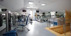 Centru de fitness la hotel