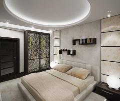 Дизайн спальни в Кишиневе