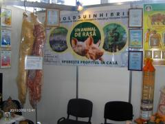 Pig production in Moldova