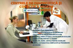 Doctor ophthalmologist