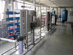 Water purification and water treatmen