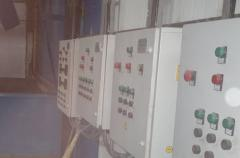 Commissioning and maintenance of the equipment,