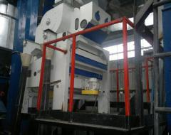 Design and installation of equipment for