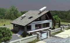 Архитектура и проектирование коттеджей