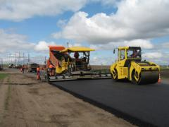 Reconstruction of roads in Moldova