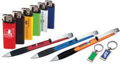 To Tampopechat: handles, lighters, brelka