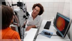 Chirurgie de cataracte lors du diabète