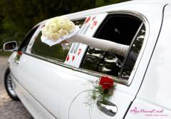 Chirie, locaţie de limuzine de nuntă