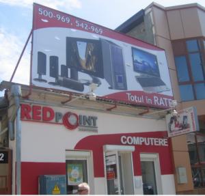 Наружная реклама в Молдове: баннеры, лайтбоксы,
