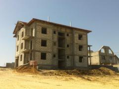 Sprijinirea proiectelor de construcţii