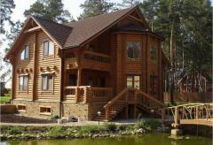 Lodges wooden