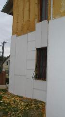 Утепление и облицовка фасадов зданий