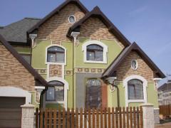 Фасадные работы в Кишиневе