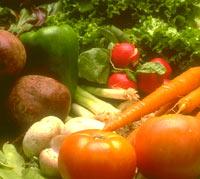 Хранение овощей и фруктов