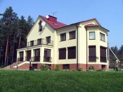 Installation of windows in Chisina