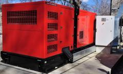 Монтаж и установа дизель генераторных установок