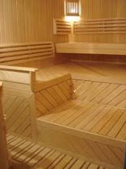 Costruzione di saune