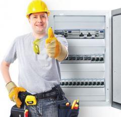 Монтаж и пуско-наладка электротехнического
