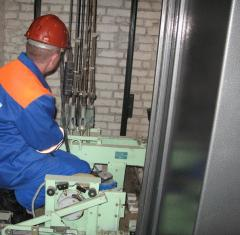 Repair of lift electric motors