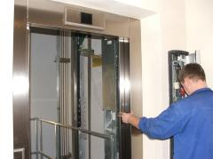 Installation elevators / dismantle of all types of elevators, escalators, elevators