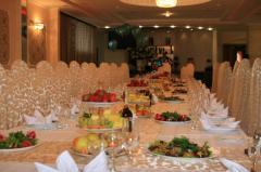 Banquet room Chisina