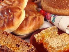 Baking of bakery products Chisina