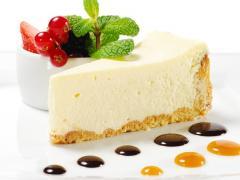 Preparation of desserts Charm restauran